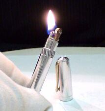 Briquet Ancien Design RARE Bric Styl - Flamidor ? Vintage Fuel Lighter Feuerzeug
