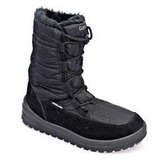 Women Girl Black Warm Snow Boots Mucker Thermal Winter Wellington Boots New Size