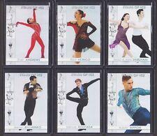 RIKA HONGO 2018 STARS OF ICE Rookie Card 1/100 2018 OLYMPICS Figure Skating