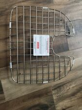 Franke Stainless Steel Bottom Grid  Kitchen Sink, PR-36S. USPS 7612980524181