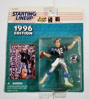 Starting Lineup KERRY COLLINS 1996 action figure and card SLU Kenner Panthers