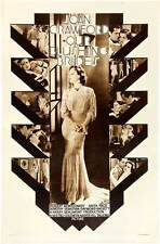 OUR BLUSHING BRIDES Movie POSTER 27x40 B Joan Crawford Hedda Hopper Albert Conti