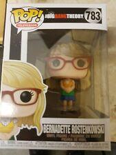 The Big Bang Theory Bernadette Rostenkowski Pop! Vinyl Figure UK Seller