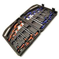 T Handle Allen Hex Torx Tamperproof Torx Bits Wrench 2mm – 10mm T10 – T50