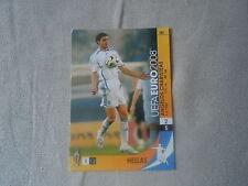 Carte panini - Euro 2008 - Autriche Suisse - N°181 - Angelos Charisteas - Grèce