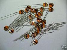 25 Stück NTC Widerstände (Heißleiter) 4,7 Ω (M1732)