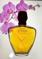 Fleurs d'Orlane secret de parfum edt splash  50 ml left women perfume