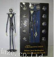 The Nightmare Before Christmas Jack Skellington 38cm Figure 12 Skull Head Doll