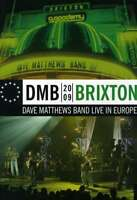 DAVE MATTHEWS - DAVE MATTHEWS BAND LIVE EN EUROPA - BRIXTON NUEVO DVD