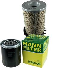 MANN-FILTER PAKET Ölfilter Hyundai Porter Pick-up Kasten 9308556