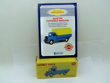 ATLAS Dinky Toys  413 Austin Covered Wagon -  Mint in Box + Certificate