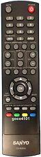 CS-90283U CS90283U GENUINE ORIGINAL SANYO REMOTE CONTROL LCD32E30A LCD42E30FA