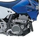 SUZUKI DR DRZ RM 2003 - 09 TOUCH UP KIT ENGINE GREY