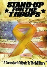 Stand-Up For The Troops DVD NEW! Hurricane Andrew ++