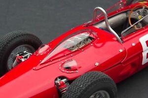 Exoto XS 1:18 1961 Ferrari Dino 156/65 Plexiglass W. Mairesse Nurburgring