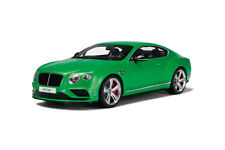 GT SPIRIT 1/18 BENTLEY CONTINENTAL GT V8 S - Green - L.E. 1500 pcs - GT077