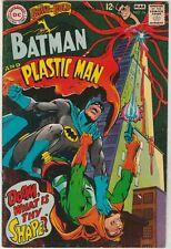 Brave and the Bold #76 Batman Plastic Man strict Fn/Vf+ 7.5 High-Grade Boca