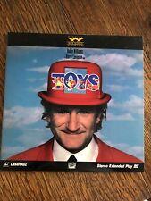 Toys special edition widescreen Laserdisc Robin Williams