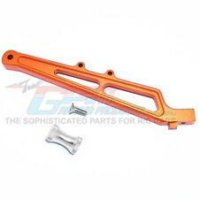 GPM Racing Aluminum Rear Chassis Brace & Collar Orange : Limitless / Infraction