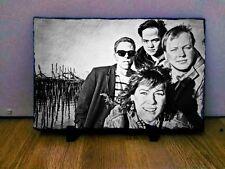 """La banda de retrato de dibujo arte Pixies en pizarra 12x8"""" rara coleccionables de recuerdos"""