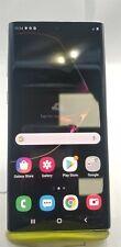 Samsung Galaxy Note 10 256GB White SM-N970U (Unlocked) -GSM World Phone- DG6683