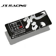 J's Racing 6 Speed Shift Pattern Plate SPP-6MT