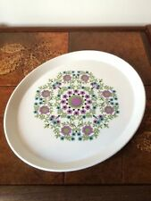 Unboxed 1960-1979 Staffordshire Pottery Platters