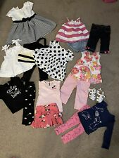 Used in Excellent Condition Toddler Girls Clothes Lot Size 2t