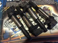 GENUINE QUALITY MINI R55 R56 Clubman Clubman S Cooper S Ignition Coils x4 SAVE$$