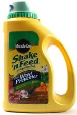 Miracle Gro Shake & Feed All Purpose Plant Food & Weed Preventer 8lb Jug