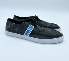 Vans Schuhe Rata Vulc SF Denim Navy Ultracush Skate Herren Black Grey Surf