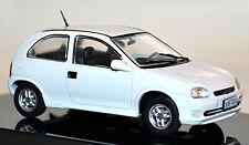 Chevrolet Corsa GSI 1994 (Basismodell: Opel Corsa B) weiss white 1:43 Ixo-Atlas