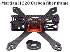 Reptile Martian II 220 220mm Carbon Fiber Frame 4mm Arm Distribution Board Q17A