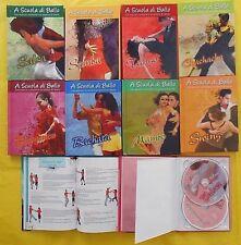 cds dvd a scuola di ballo salsa mambo rock tango samba swing flamenco bachata gq