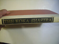 The Koka Shastra VGC 1964 59-2DD