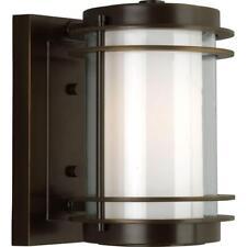 Progress Lighting Penfield Collection 1-Light Oil Rubbed Bronze Outdoor Lantern