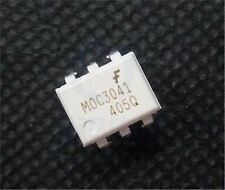 10Pcs Optoisolator Triac Driver Moc3041 Zero-Cross Dip New Ic J