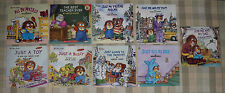 BOOKS Little Critters - SC LOT OF 9  #LC17AA