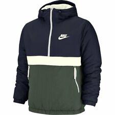 raspador Por lo tanto Subjetivo  Abrigos y chaquetas de hombre azul Nike   Compra online en eBay