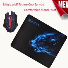 SADES Rubber Comfortable Mousepad Gaming Mouse Mice Pad Mat For Optical Mouse