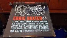The Fantastic Sounds Of Eddie Baxter Dot Records DLP 3551 VG Vinyl LP w/ plastic