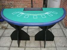 Croupier and Black Jack Table For Hire - Blackjack Dealer - Fun Casino Weddings1