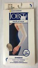 Jobst Medicalwear Arm Sleeve Ready to Wear Beige Large 20-30mmHg Compression