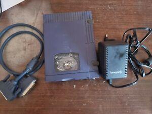 lecteur ZIP IOMEGA , complet avec alimentation , câble