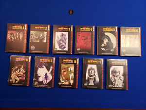 Battle Royale Books 1-6 and 8-12 Takami, Taguchi, Giffen Tokyopop Anime Some New