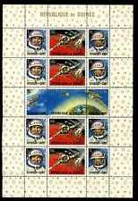Guinea 1965 SG#MS500 Space, Astronauts MNH M/S #S449