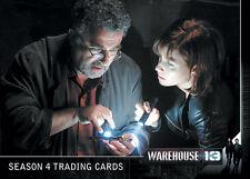 Warehouse 13 Season Four P2 Promo Card Philly Show 2013