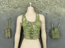 1/6 Scale Toy Female Soldier - Multicam - Vest & Pouch Set