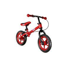 Bicicleta sin Pedales para Ninos hasta 27kg Ajustable Sillin Volante Con Frenos