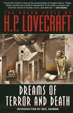 The Dream Cycle of H. P. Lovecraft : Dreams of Terror and Death by Howard Philli